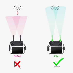 5.8ghz Yagi-UDA Signal Booster Antenna Extender for DJI Mavic Mini/Spark/Mavic Air/Mavic 2 / Mavic Drone Extension 2.5-3.5KM